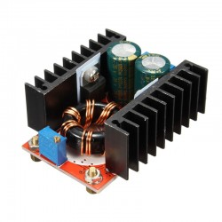 Dc to DC Step Up Converter 150W